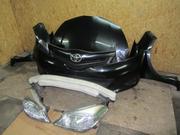 Toyota Yaris капот бампер фара крило дверь